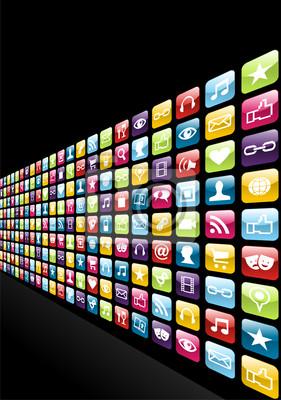 Iphone app ustawić tło ikon