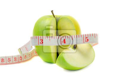 Naklejka jabłko