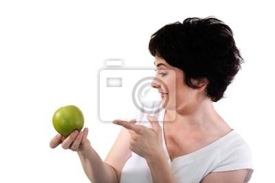 jabłko dziennie trzyma lekarza z dala