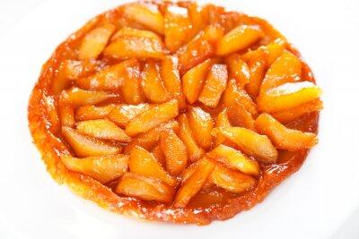 Naklejka Jabłko Tarte Tatin