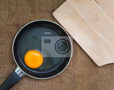 Jajko na patelni