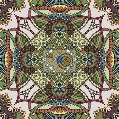 Jednolite tło wzór. Ethnic projektowe
