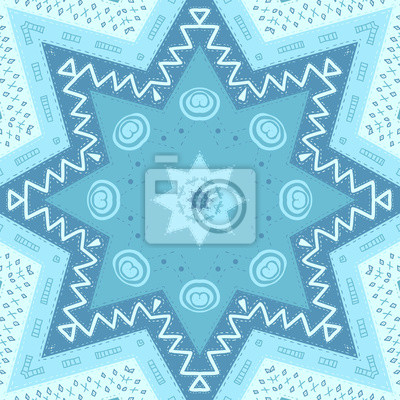 Jednolite wzory geometryczne