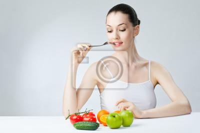 jedzenia zdrowej żywności