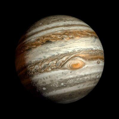 Naklejka Jupiter
