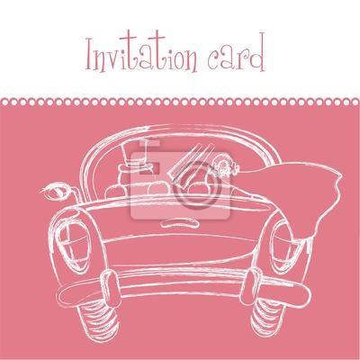 Karta zaproszenie