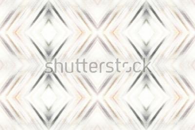 Naklejka Kolorowy bezszwowy zamazany textured wzór dla projekta