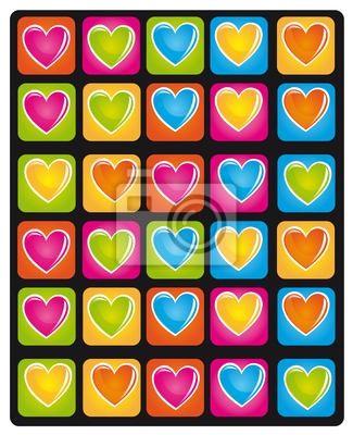 Kolory serca