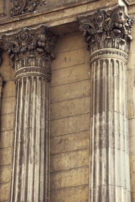 Naklejka Kolumny