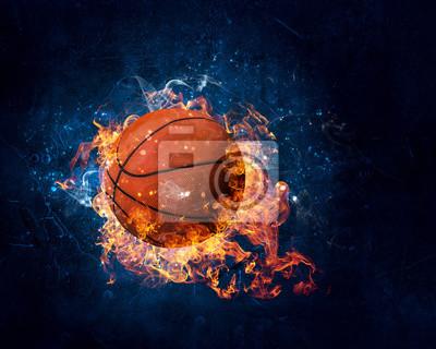 Koncepcja gry w koszykówkę