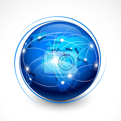 Koncepcja komunikacji internet