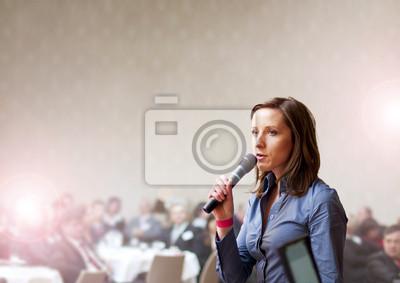 konferencja biznesowa