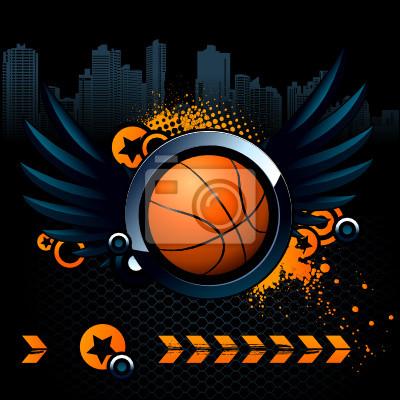 Koszykówka nowoczesny wizerunek