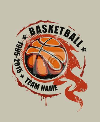 Koszykówka wektorowe