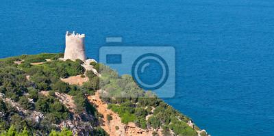 krajobraz z wieży obserwacji