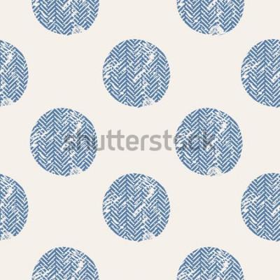 Naklejka kropki / ręcznie rysowane wektor wzór / moda / ptaki / mogą być używane do projektowania koszulki dla dzieci lub niemowląt / projektowanie mody / grafika / t-shirt / odzież dziecięca / koszulka