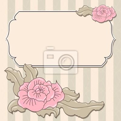 Kwiaty abstrakcyjna tła z miejsca na tekst