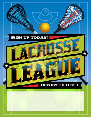 Lacrosse League Szablon projektu