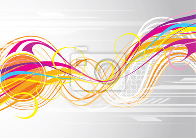 Łatwy abstrakcji od linii