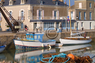 Le port de Noirmoutier