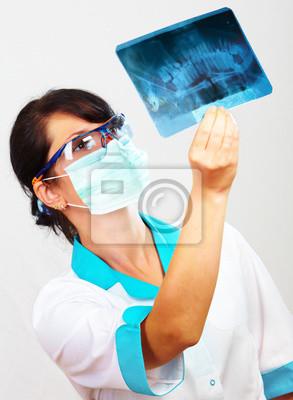 Lekarz z xray