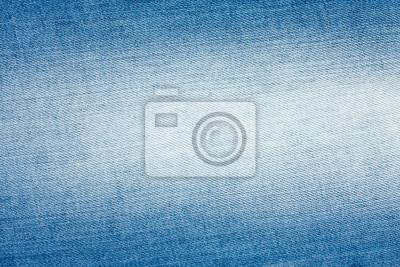 Light blue tkaniny denim