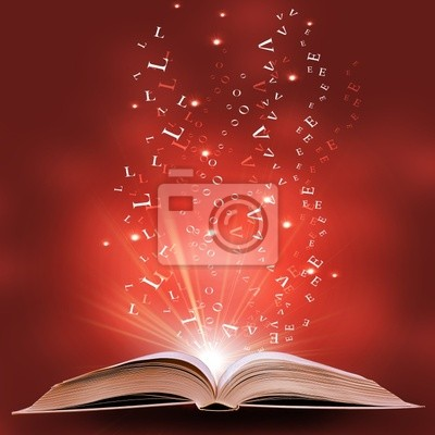 magiczne książki