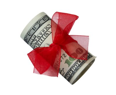 Mały prezent dolara