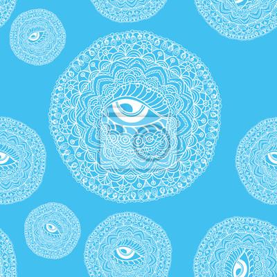 Mandala szwu.
