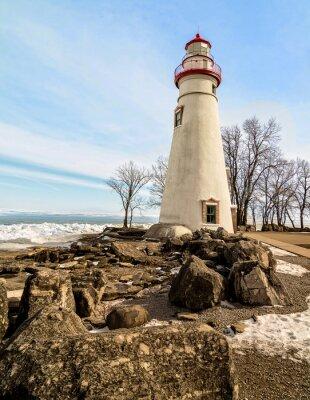 Naklejka Marblehead Lighthouse