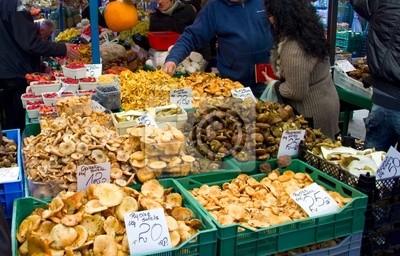 Markt w Krakau - Polen - Krakau