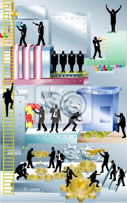 Maszyna Koncepcje Biznes piece