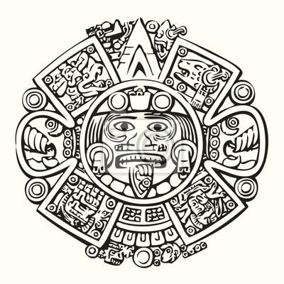 Mayan Prognozowania 2012