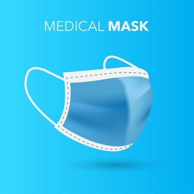 Medical mask style design concept