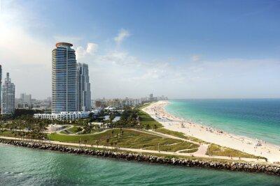 Miami Beach na Florydzie