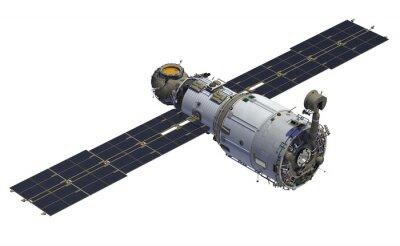 """Międzynarodowa Stacja Kosmiczna. Moduł """"Zvezda"""""""