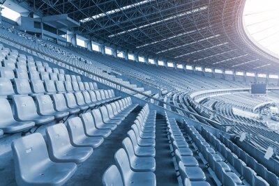 Naklejka Modern Football Stadium Stan