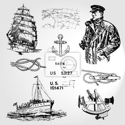Morskich symboli