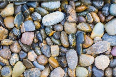 Naklejka Morze kamieni