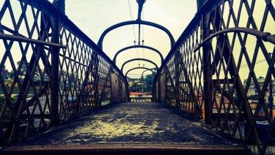 Naklejka Most