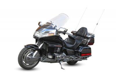 Naklejka Moto de légende