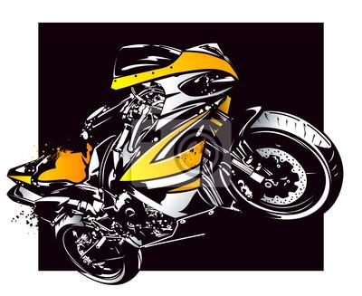 Motocykl Sport
