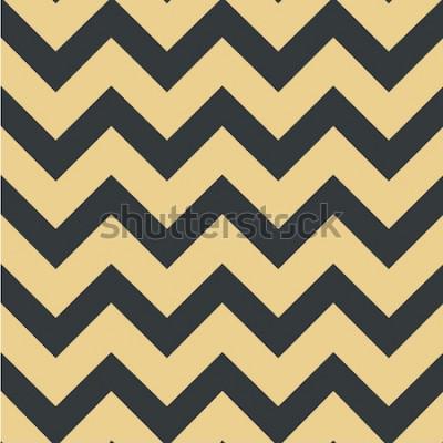 Naklejka Motyw geometryczny. Wzór Chevron Bez szwu ilustracji wektorowych Tło do drukowania na tkaninie, tekstyliach, układach, okładkach, tło, tła i tapety, strony internetowe, papier