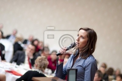 Mówca konferencji biznesowych