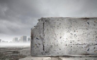 Mur z cegły