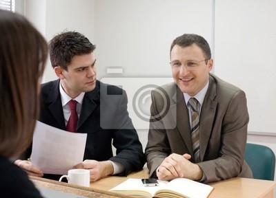 na rozmowie kwalifikacyjnej