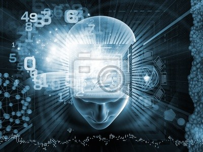 Naklejka Nauki, Techniki i umysłu