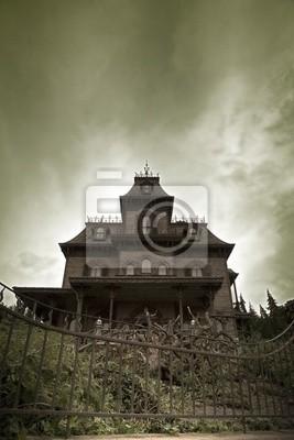 Nawiedzony dom