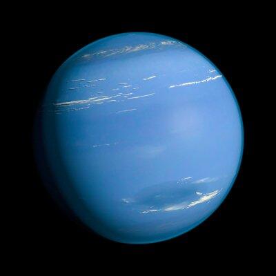 Naklejka Neptun