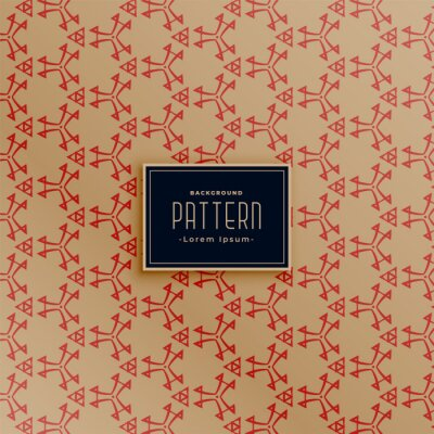 nice abstract pattern vintage style background design